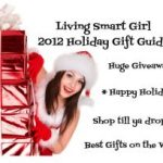 2012 Holiday Gift Guide and Giveaway