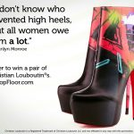 Love Shoes?  Win Shoes!