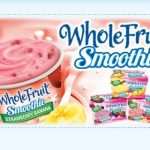 Treat Yourself to a Whole Fruit Smoothie