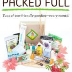 Win a 3 Month Subscription of a Conscious Box