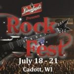 Another Rock Fest has Come and Gone #rockfestwi