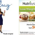 Comparing Nutrisystem with Jenny Craig