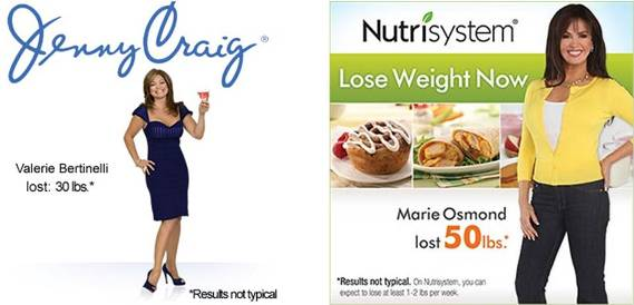 Comparing Nutrisystem with Jenny Craig - Living Smart Girl