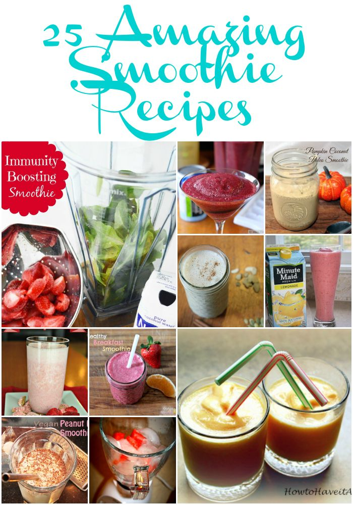 25AmazingSmoothieRecipes