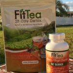28 Day Detox with FitTea