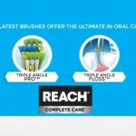 Reach® Complete Care Toothbrushes