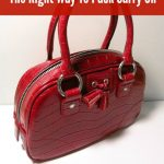 The Right Way to Pack a Carry On