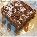 Toffee Almond Coffee Cake