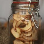 Oven Dried Apple Rings