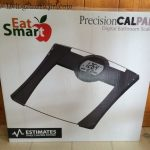 Keep Fitness in Check with a Precision CalPal Scale