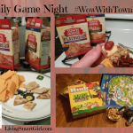 Family Game Night #WowWithTownhouse
