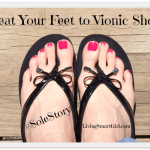 Treat Your Feet to Vionic Shoes  #SoleStory